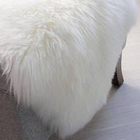 Натуральная овечья шкура средней размер 120/70см, фото 1