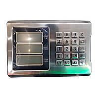 Весовой индикатор T-608 Metal 300Кг + ПОДАРОК D1001  (S00223)
