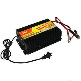 Зарядка для аккумулятора Авто 12V 20Ah  (S00246)