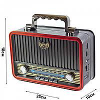 Ретро-радиоприемник Kemai  MD-1907BT  (S00319)