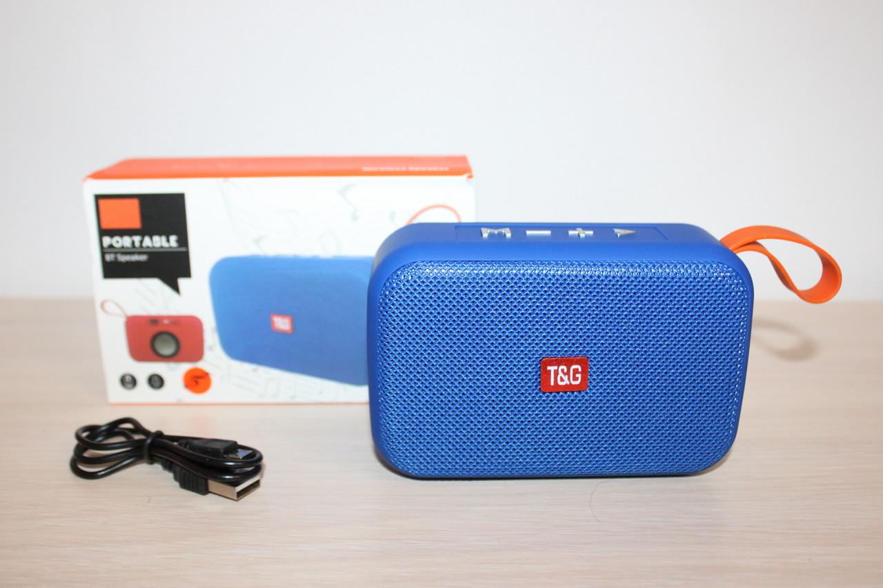 Колонка T&G TG506 Bluetooth Blue