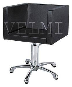 Кресло для клиента на гидравлике для парикмахерского салона красоты DONA