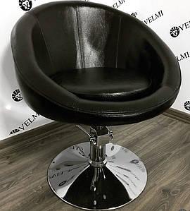 Кресло парикмахерское на гидравлическом подъемнике для клиентов студий красоты Милан
