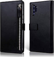 Чехол книжка Molan Cano Zipper Bestie bag для Samsung Galaxy Note 10 Plus