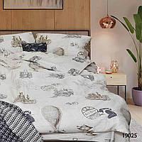 Комплект постельного белья Вилюта (Viluta) Ранфорс шары