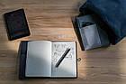 Органайзер-блокнот Kyoto с отделением под телефон, ручку и другие аксессуары (2 цвета на выбор), фото 8