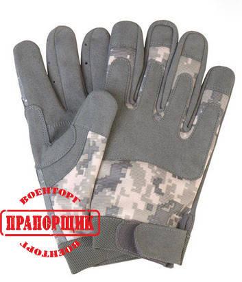 Перчатки Mil-Tec AT-DIGITAL ARMY GLOVES (ACUP), фото 2