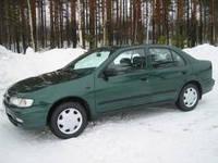 Nissan almera n15 1995-2000