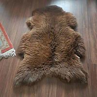 Овечья шкура цвет коричневый