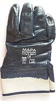 Нитриловые перчатки MAPA professional