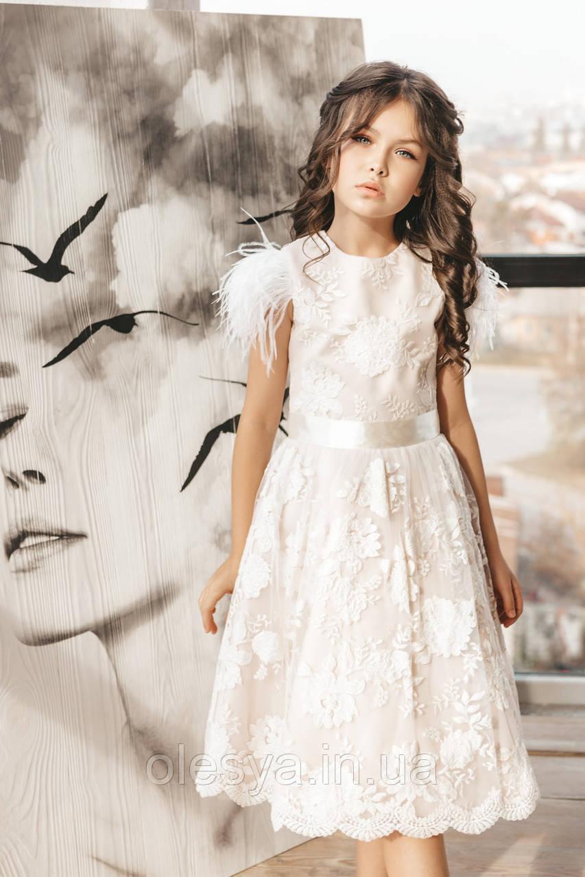 Платье нарядное детское TM Barbarris Размеры 122- 152
