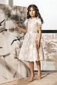 Платье нарядное детское TM Barbarris Размеры 122- 152, фото 5