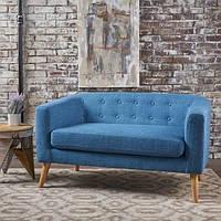 """Мягкое и стильное кресло - диван для двоих """"Твикс"""" - Стандарт"""