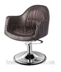 Кресло парикмахерское на гидравлике для салонов красоты VM827