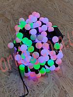 Світлодіодна гірлянда середній кулька 200 LED (7-8)