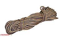 Шнур вязаный, диаметр 10 мм, длина 50 м