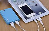 Переносное зарядное устройство Power Bank DHY-828 12000mAh , фото 5