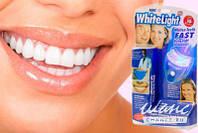 Отбеливание зубов в домашних условиях White Light Tooth