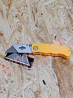 Нож канцелярский JF808 (3-122)