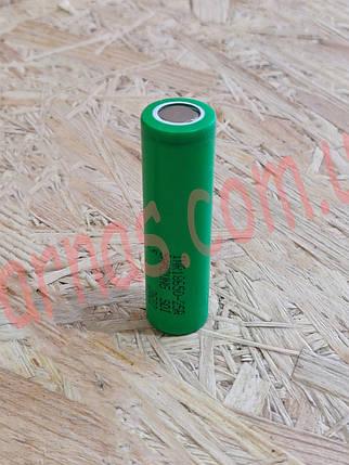 Аккумулятор высокотоковый INR18650-25R, фото 2