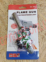 Газовая горелка с пьезоподжигом Flame Gun 920A