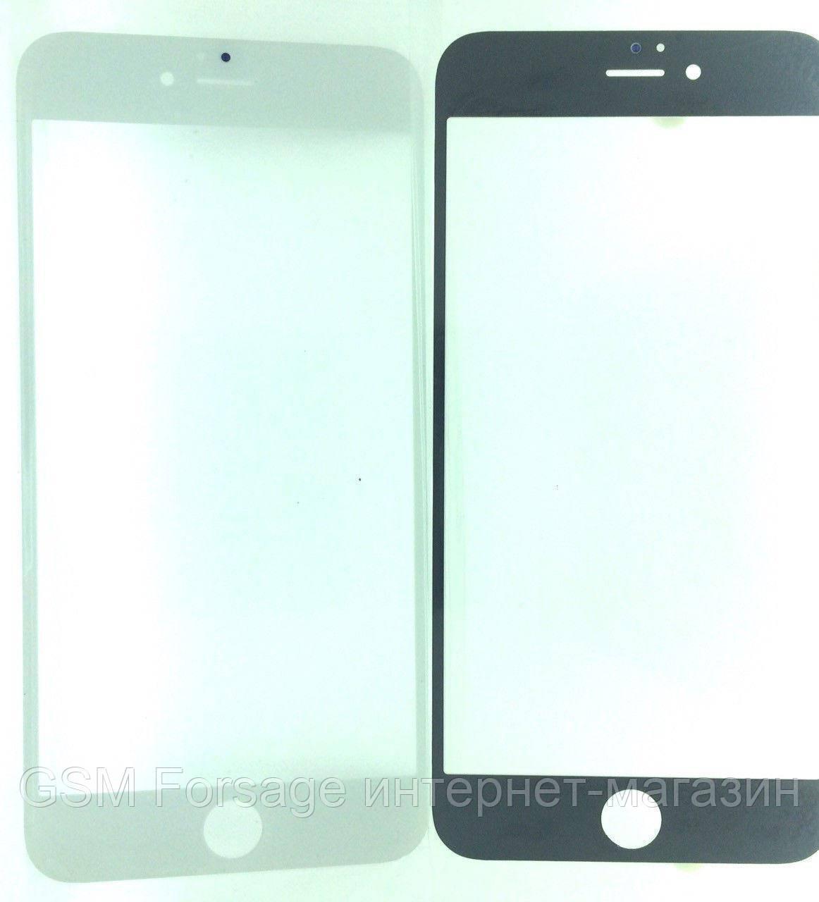 """Стекло дисплея iPhone 6 Plus (5.5"""") White (для переклейки) Original"""