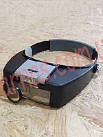 Бинокуляр очки бинокулярные со светодиодной подсветкой MG81007-A2