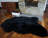 Овечья шкура черного цвета, фото 1
