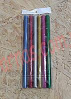 Клей стержневой силиконовый цветной 11мм