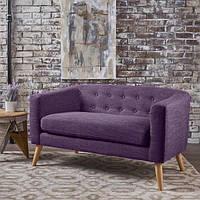 """Мягкое и стильное кресло - диван для двоих """"Твикс"""" - Премиум"""