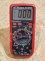 Мультиметр (тестер) Digital Multimeter UT(VC)-61A цифровой