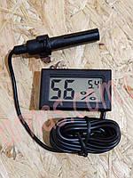 Термометр-гигрометр FY-12 с выносным датчиком