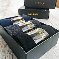 Мужские носки в подарочной упаковке 3 пары