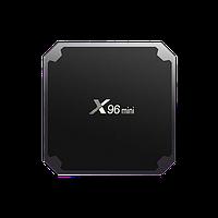 Смарт приставка X96 mini, 2/16 Gb, Android 7.0, UltraHD 4K, Amlogic S905W, 2.0 Ггц. Крепление в подарок!, фото 1