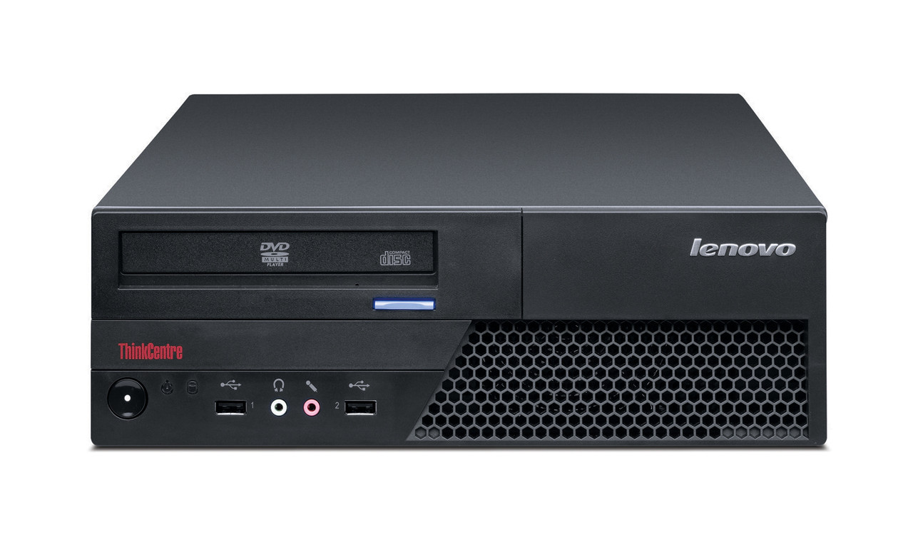 Системный блок Lenovo ThinkCentre M58p SFF-C2D-E7500-2,93GHz-2Gb-DDR3-HDD-160Gb-DVD-R- Б/У