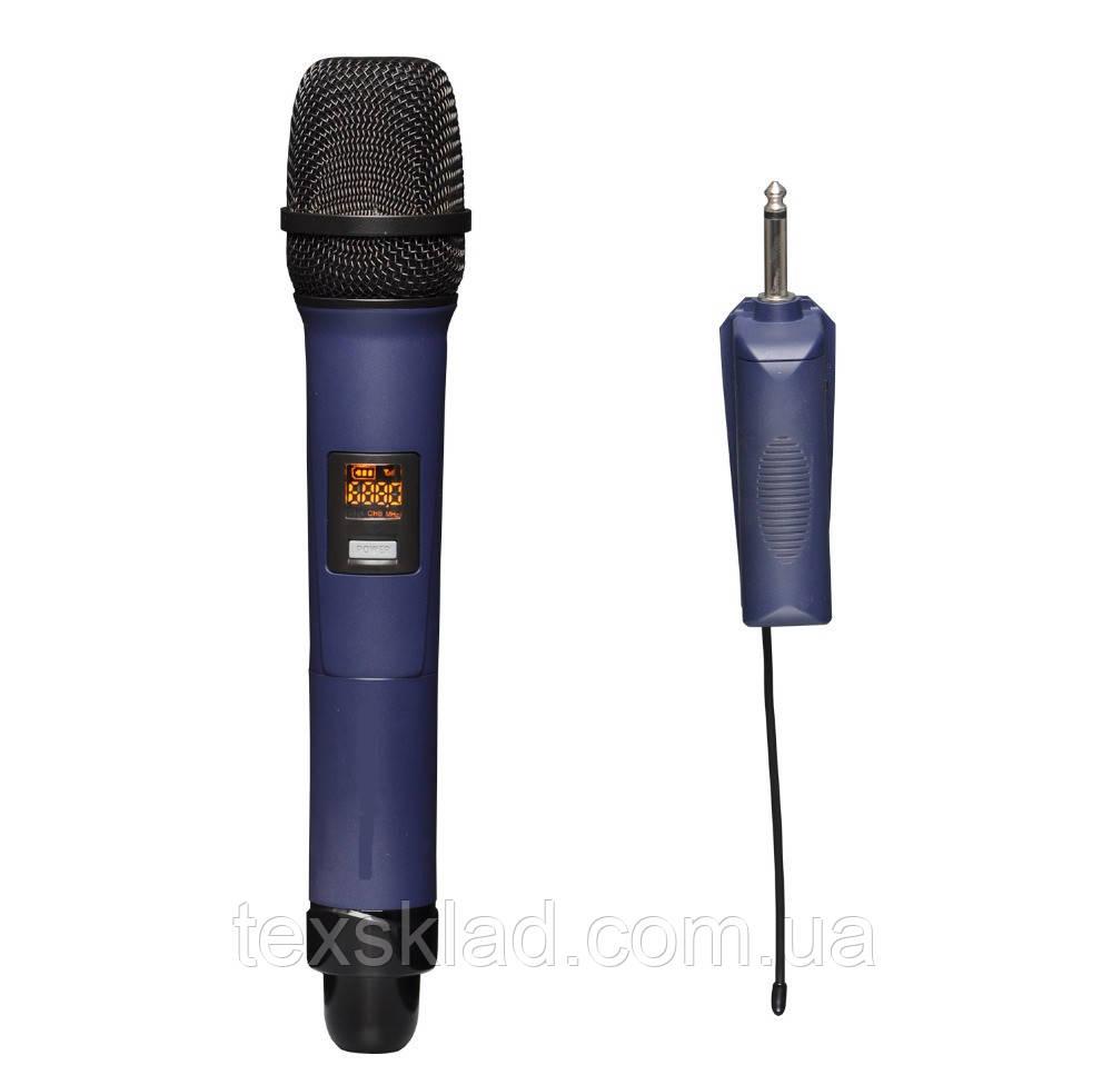 Мікрофон бездротовий універсальний SHUPERD M1