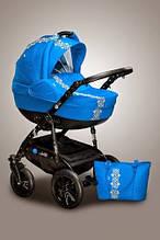Детская коляска 2 в 1 Ajax Group Лыбидь  ( комплект, цвета) Польша