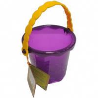 Игрушка для игры с песком и водой - МИНИ-ВЕДЕРЦЕ (цвет сливовый)