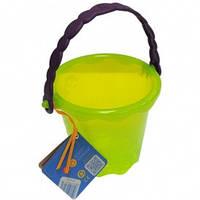 Игрушка для игры с песком и водой - МИНИ-ВЕДЕРЦЕ (цвет лаймовый)