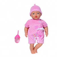 Кукла MY LITTLE BABY BORN - ВЕСЕЛОЕ КУПАНИЕ (32 см, с аксессуарами, девочка)