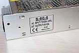 Блок живлення 5V 12A (60W), фото 2