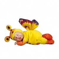Кукла-младенец ANNE GEDDES - СОЛНЕЧНАЯ БАБОЧКА (23 см)