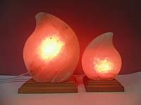 Соляная лампа Огонек большой