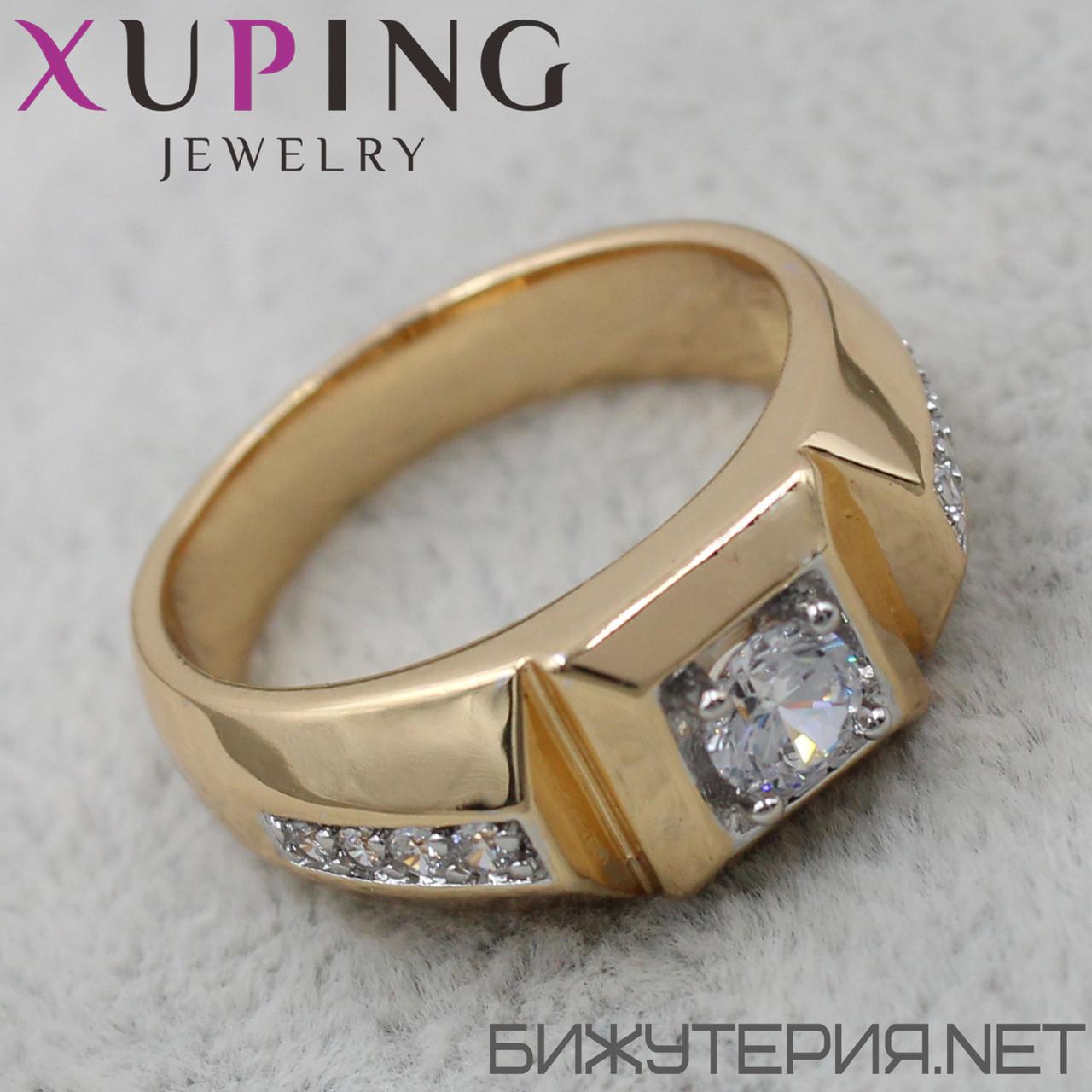 Перстень Xuping медицинское золото 18K Gold - 1025734355