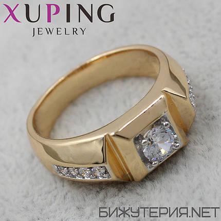 Перстень Xuping медицинское золото 18K Gold - 1025734355, фото 2