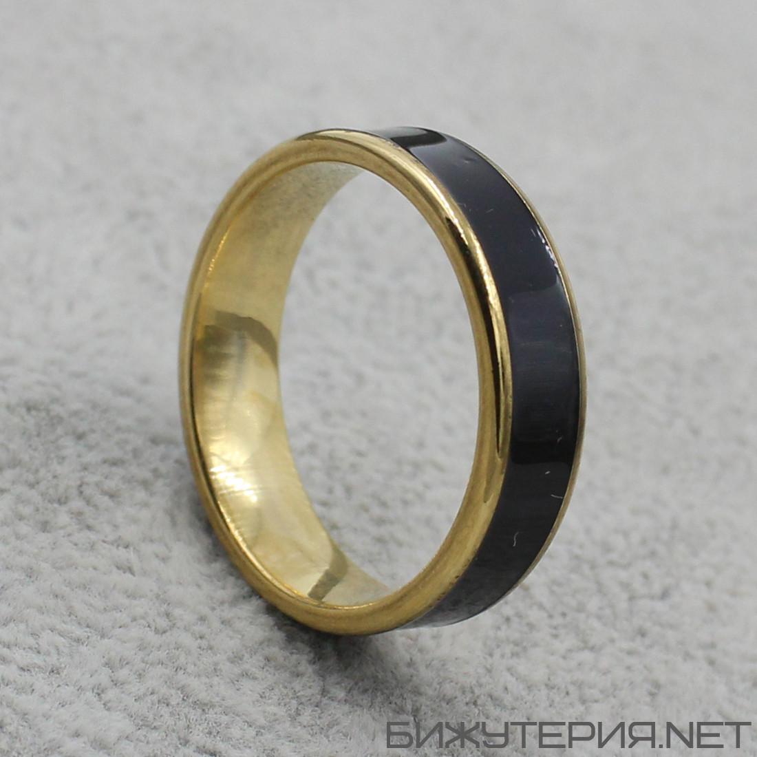 Мужское кольцо 6 Stainless Steel