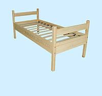 Кровать детская из натурального дерева (Сосна)