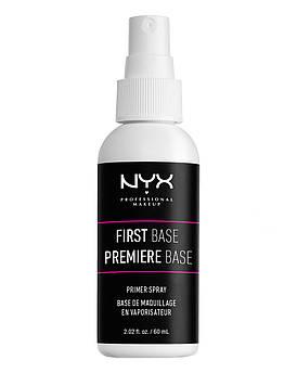 Спрей-праймер для лица NYX Professional Makeup Base Primer Spray 60 мл