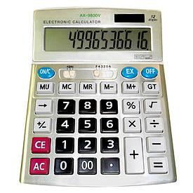 Калькулятор AX-9800V  (S00745)