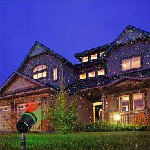 Лазерный звездный проектор, гирлянда, Star Shower Laser Light, фото 3